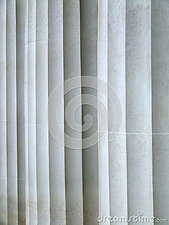 Roman style column
