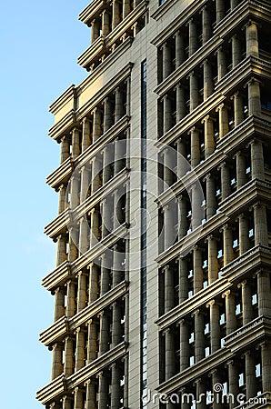 Roman Style Modern Building