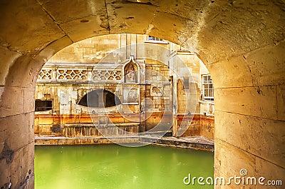 Roman terms in Bath