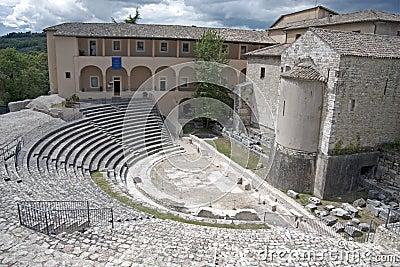 Roman Theatre, Italy