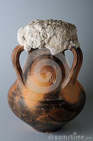 Roman vessel Editorial Photography