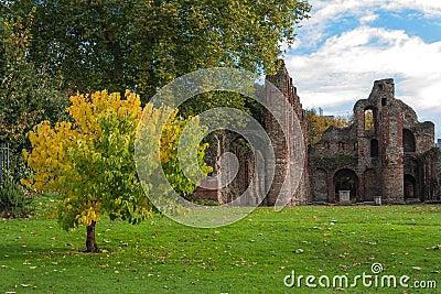 Colchester Essex UK autumn