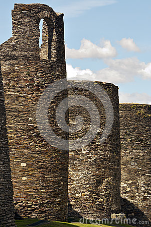 Roman Walls.