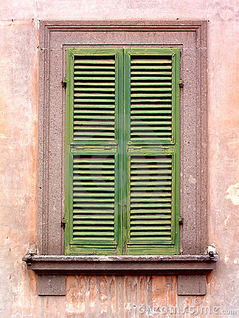 Free Roman Window Stock Image - 1471911