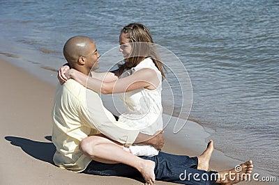 Romantic Interracial Cards 46