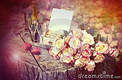 Romance composition.