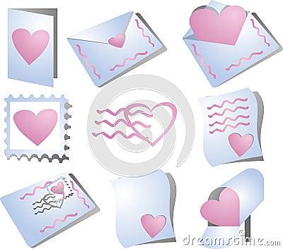 Romance correspondence