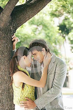 Free Romance Couple Royalty Free Stock Image - 30153366