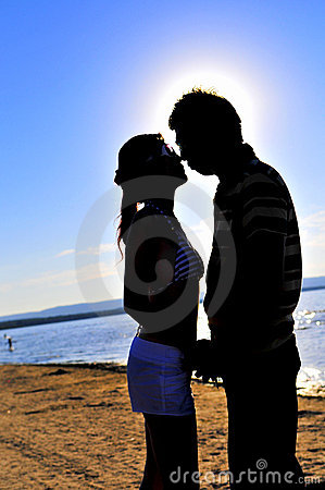 Romance couple