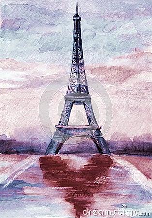 Romance of Paris