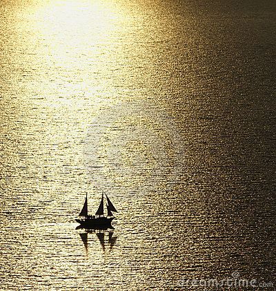 The romance of sailing