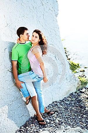 Romance on the seaside