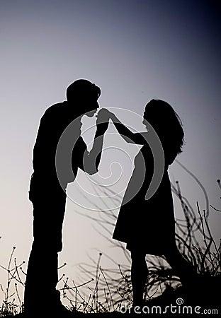 Romance at Twilight