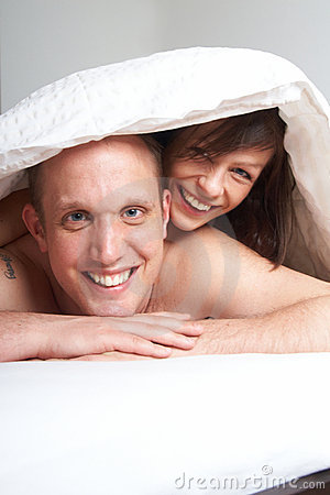 Romance under the sheets