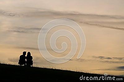 Romancing the Sun Set
