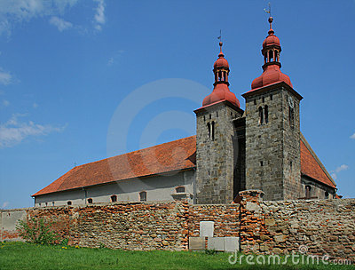 Romanesque church