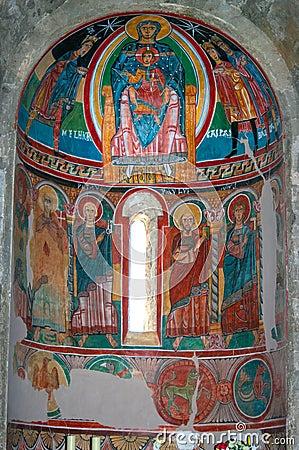Free Romanesque Church Of Santa Maria De Taull, Catalonia, Spain Stock Photo - 32657110