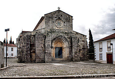 Romanesque church of S. Pedro de Rates
