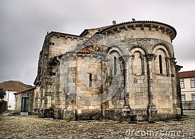 Romanesque church of S. Pedro de Rates