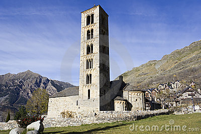 Romanesque church of San Clemente de Taull