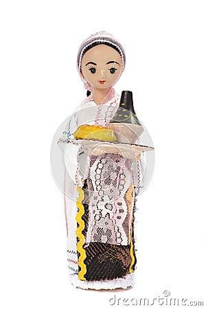 Free Romania Doll Stock Image - 13296061