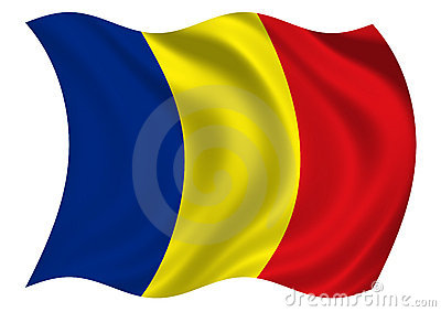 Romania Flag of