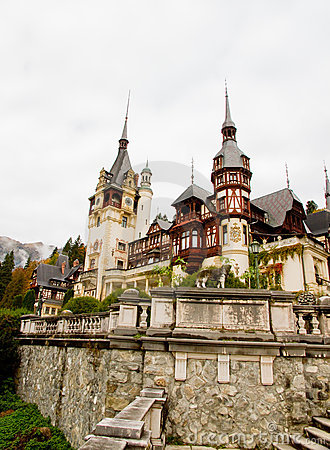 Romania King Carol Palace