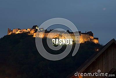 Romania Medieval citadel from Transylvania