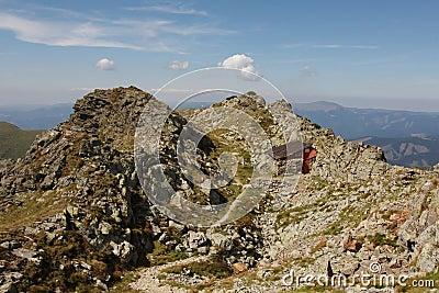 Romania, Parang mountain