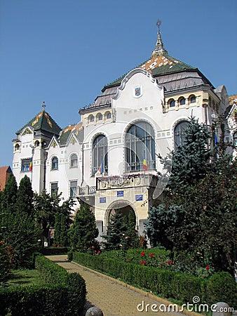 Romania. Tirgu Mures