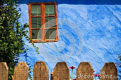 Romania - Traditional house
