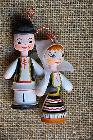 Romanian art craft