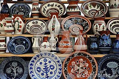 Romanian ceramic