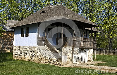 Romanian Cottage