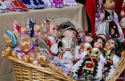 Romanian Dolls