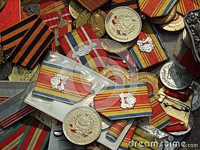 Romanian medals