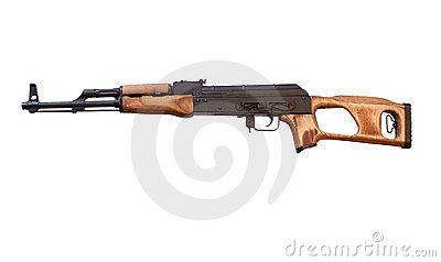 Romanian military rifle