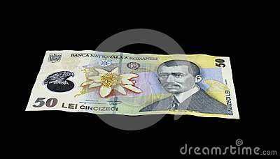 Romanian money bill