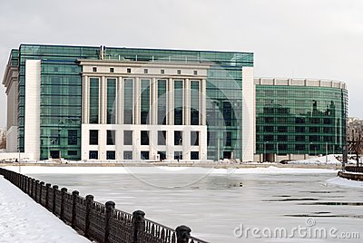 Romanian national library