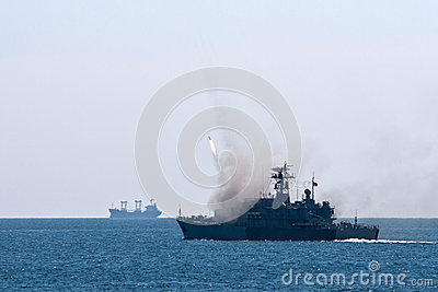 Romanian navy celebrations