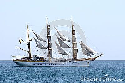 Romanian navy celebrations