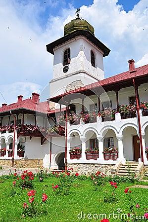 Free Romanian Orthodox Monastery Royalty Free Stock Images - 10374439
