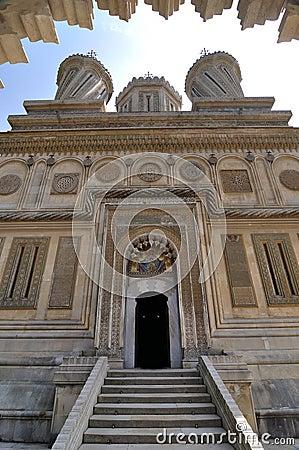 Free Romanian Orthodox Monastery Stock Photography - 17274122