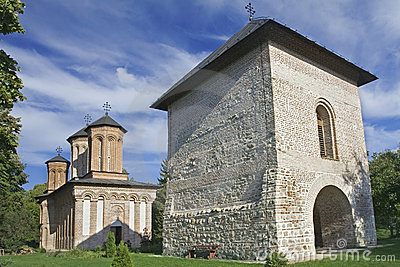 Romanian Orthodox Monastery