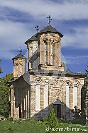 Free Romanian Orthodox Monastery Stock Image - 3581191