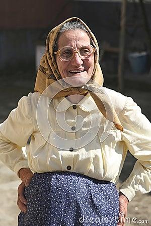 Romanian peasant