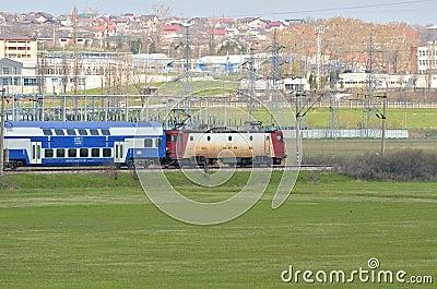 Romanian public transportation