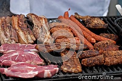 Romanian sausage