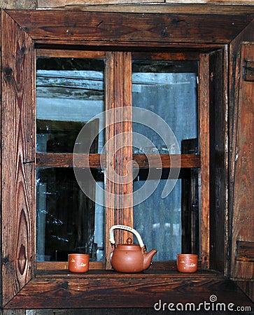 Romanian window2