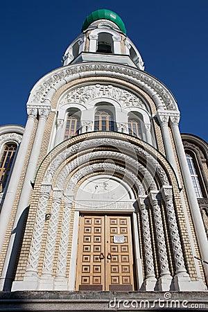 Romanov s Church in Vilnius